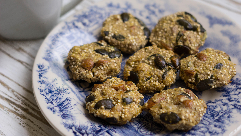 galletitas quinoa